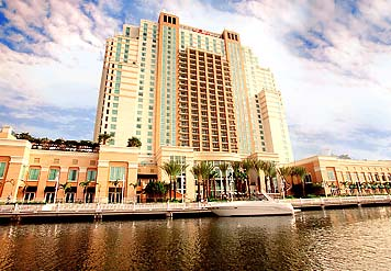 Hotel Marriott Tampa