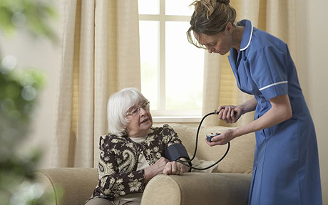 RGN in Elderly Home from Poole, Dorset, UK - employment contract