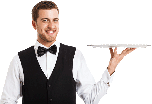 Chef de rang / Senior waiter  on River Cruise Ships