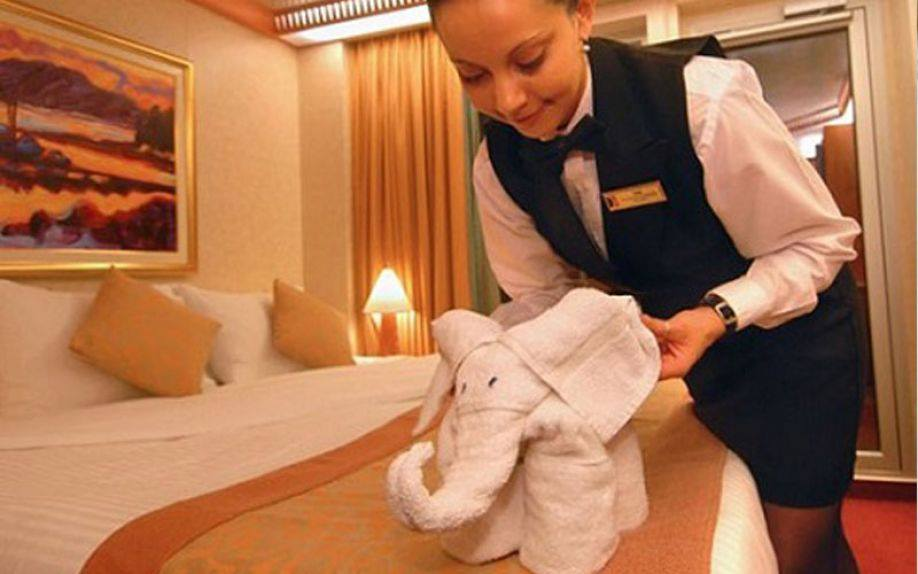 Cabin Steward / Laundry on River Cruise Ships