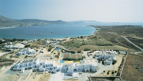 Receptionist assistant and Groom at 5***** Hotel in Paros Island  Greece (students)