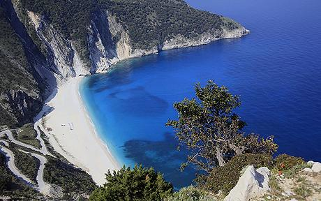Housekeeper in Kefalonia Island Grecia